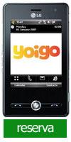LG KS20 Yoigo