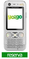 Sony Ericsson w890 Yoigo