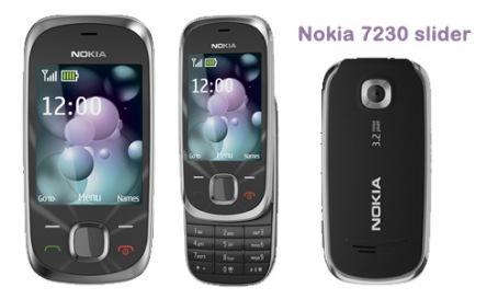 Nokia 7230 con Yoigo